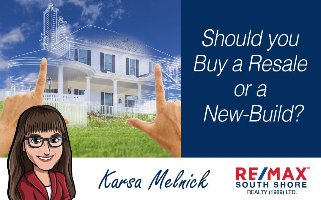 Should you Buy a Resale or a New-Build?